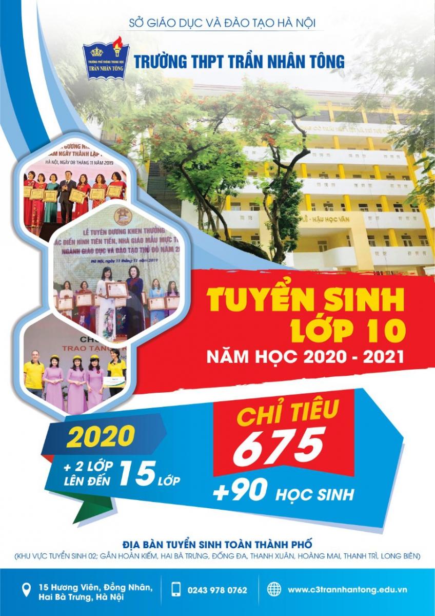 Hoạt động tuyển sinh năm học 2020-2021