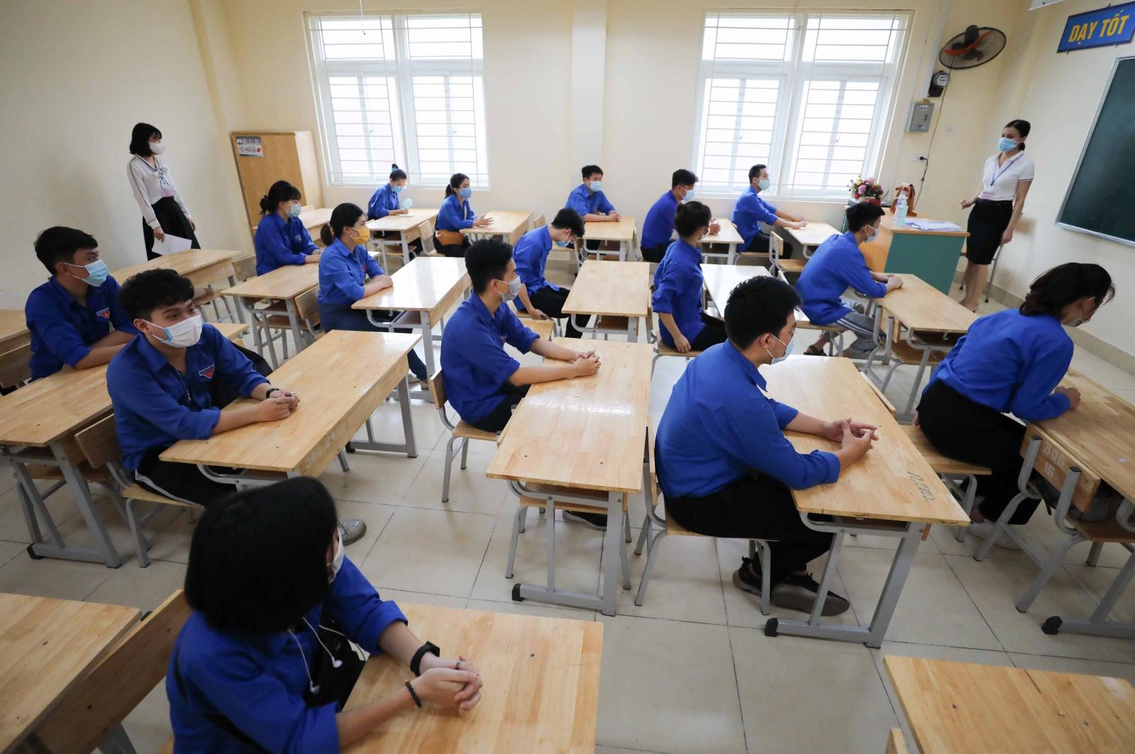 Công tác chuẩn bị tuyển sinh vào lớp 10