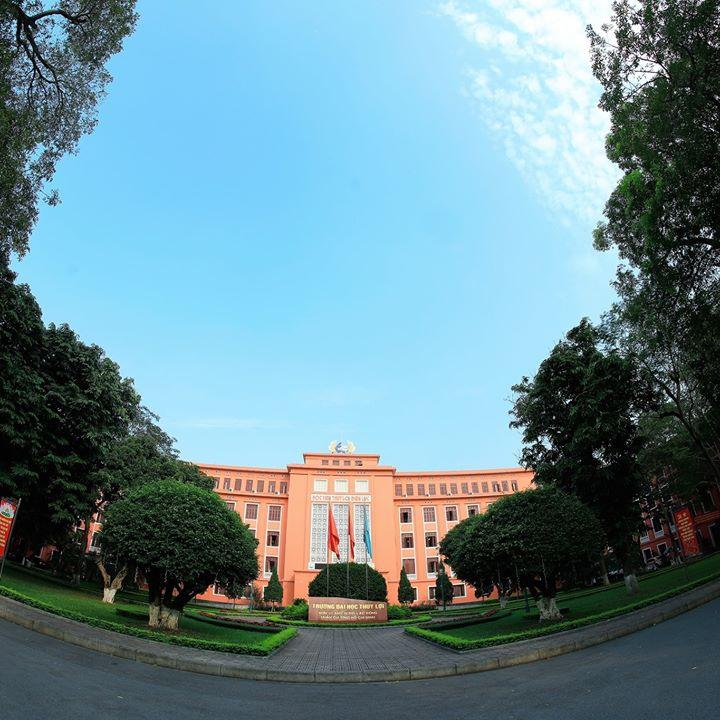 Trường Đại học Thủy Lợi tuyển sinh